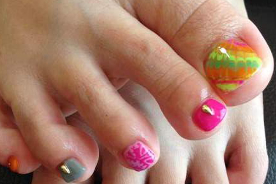 aco nail salon & school